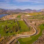 Spectacular View from NK\'Mip Canyon Desert Golf Course