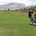 Golfboard at NK\'Mip Canyon Desert Golf Course