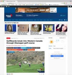 NK'Mip (Inkameep) Canyon Featured on GlobalTV